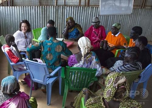 南スーダンで「民族浄化」進行、国連の人権視察団が警告