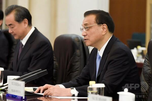 北朝鮮核、対話で解決を=中国首相