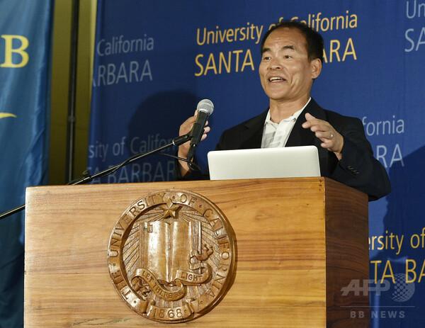 ノーベル物理学賞の中村氏 「LED照明の夢実現に満足」