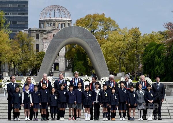 核のない世界へ「広島宣言」採択 G7外相会合が閉幕