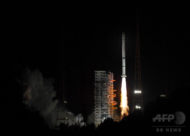 中国の気象衛星「風雲2号H」打ち上げ成功