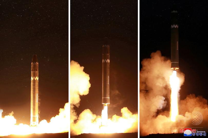 米CIA長官、北朝鮮は「確実に脅威となる数の核兵器開発する」