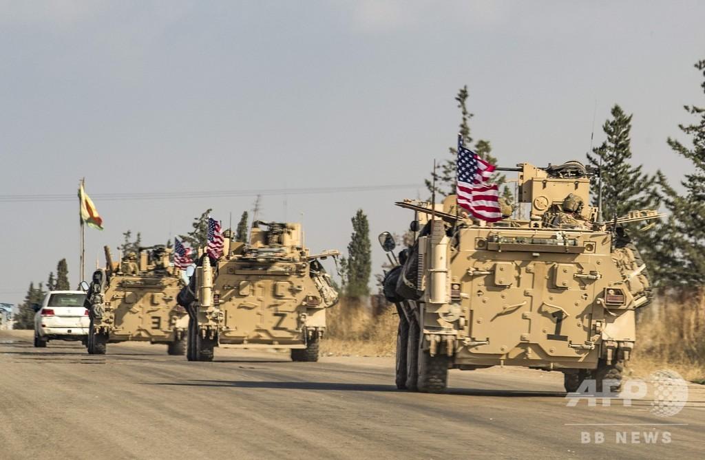 米政府、シリア油田防衛で抱える悩みの種