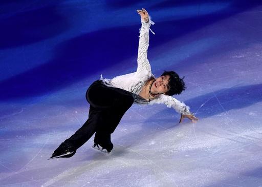 羽生や宮原が華麗な演技で魅了、NHK杯エキシビション