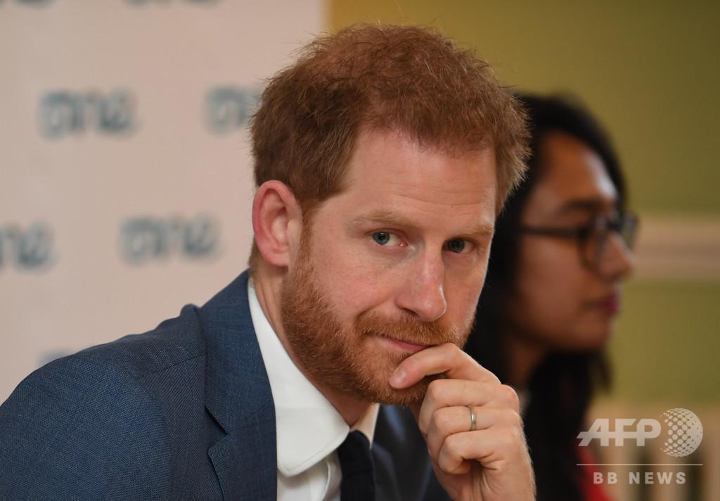 ヘンリー王子、英連邦は過去の過ちを「認めるべき」