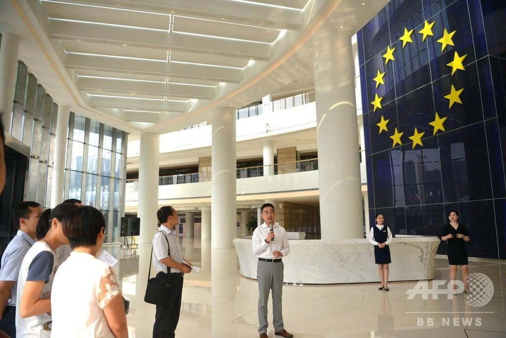 「点から面」の戦略へ 「一帯一路」巡る四川省の発展