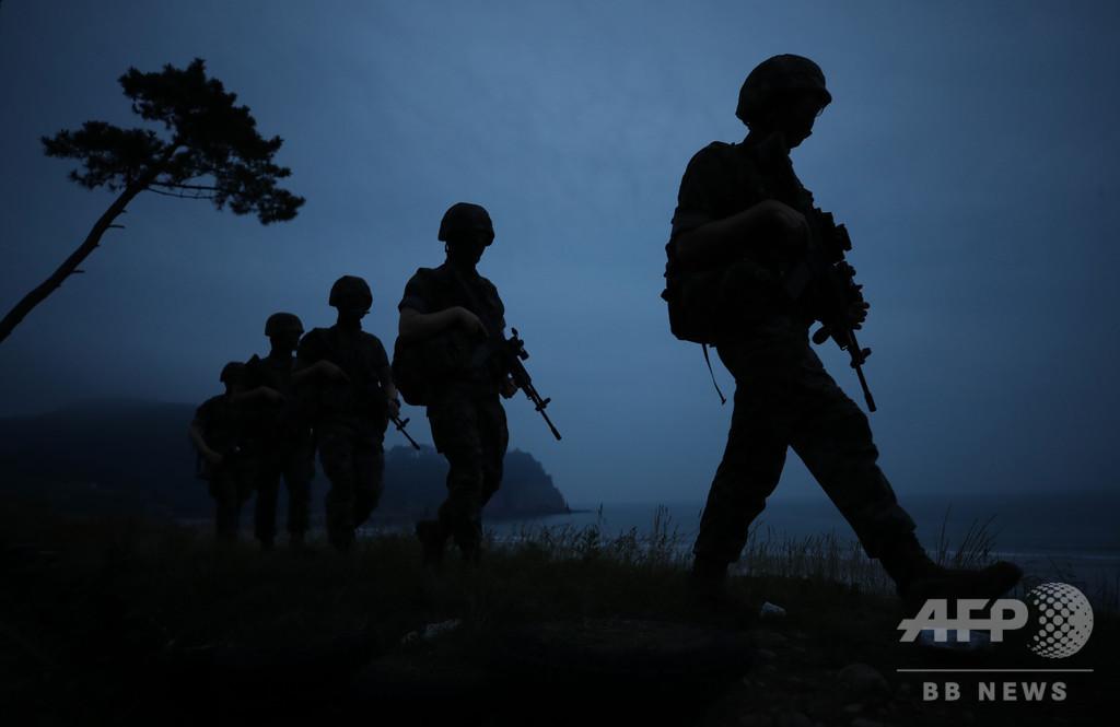 北朝鮮、非武装地帯への軍再配備を予告