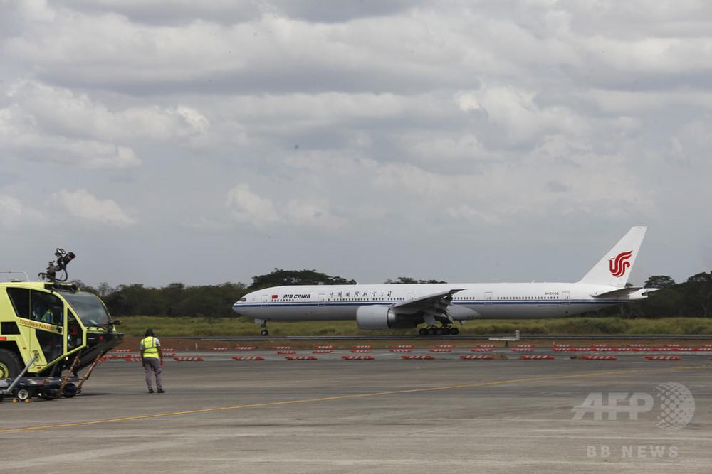 機内で副操縦士が電子たばこ吸おうと誤操作 中国国際航空で緊急降下トラブル