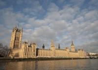 英国議会、トイレ2か所を改装 費用は最大で1500万円