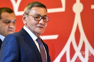 IOCがAIBAの問題に「懸念」表明...