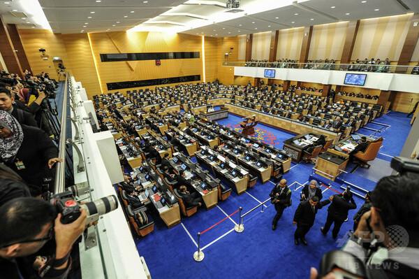マレーシアで反テロ法案が可決、IS感化の攻撃を懸念