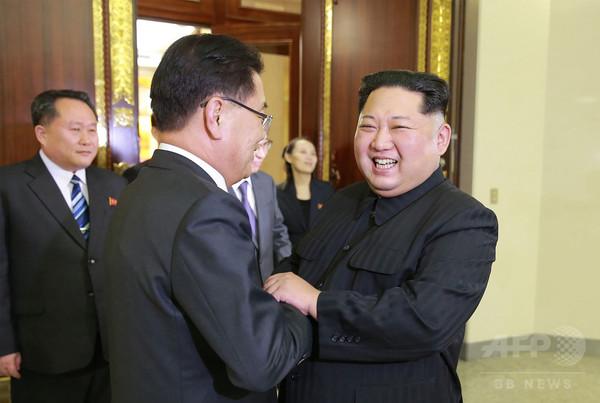 米韓両大統領を手玉に取とる金正恩の腹の内