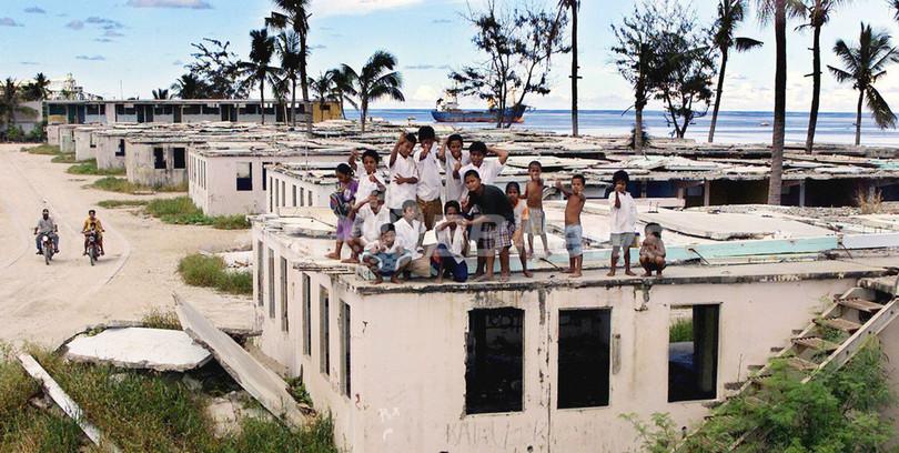 南太平洋に浮かぶ世界最小国ナウルで総選挙の投票始まる