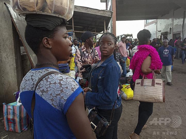 カメルーン英語圏独立紛争、18万人が避難生活 HRW報告