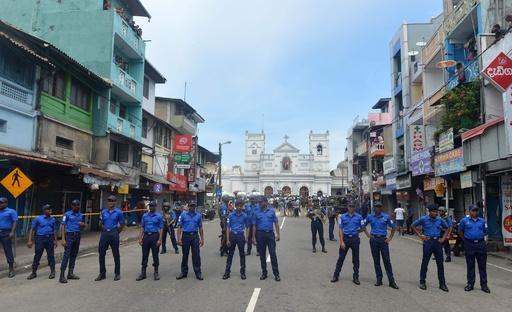 スリランカ連続爆発、死者数は207人に 負傷者は450人超
