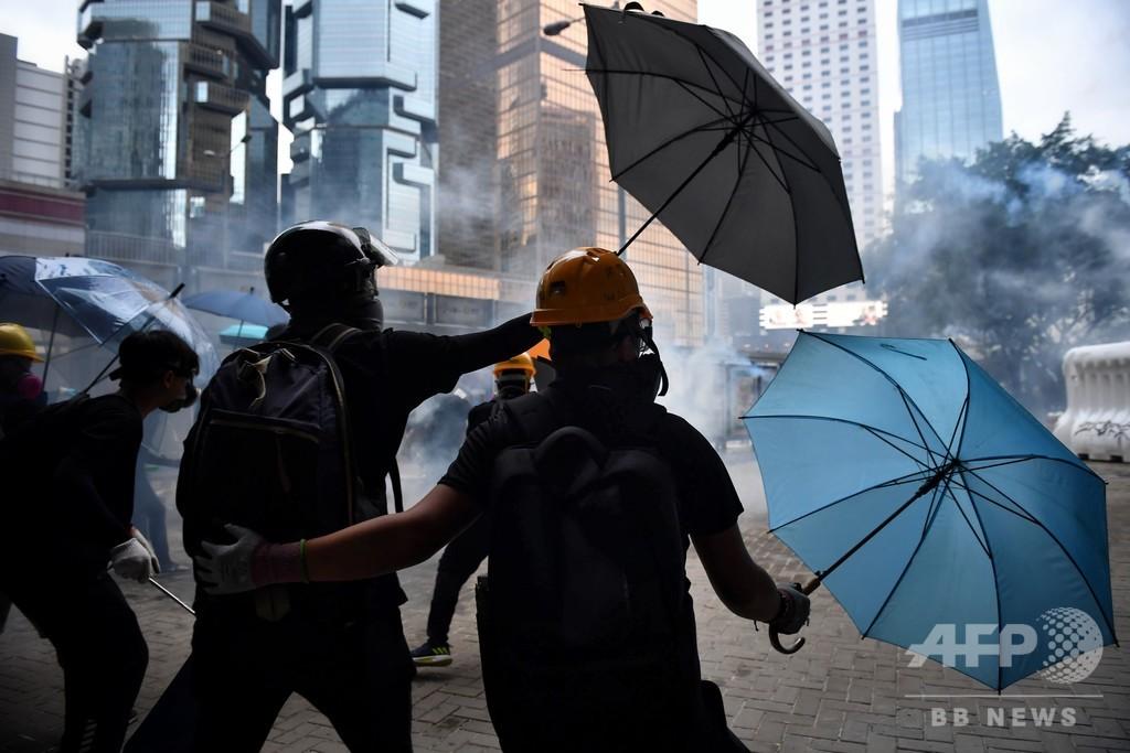 中国、香港に治安機関設置へ 国家安全法を管轄