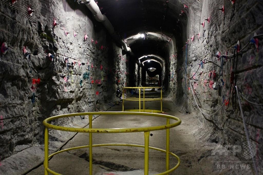フィンランドの放射性廃棄物最終処分場「オンカロ」