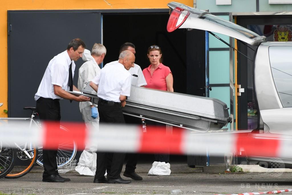 ドイツ南部のナイトクラブで発砲、6人死傷 従業員とトラブル