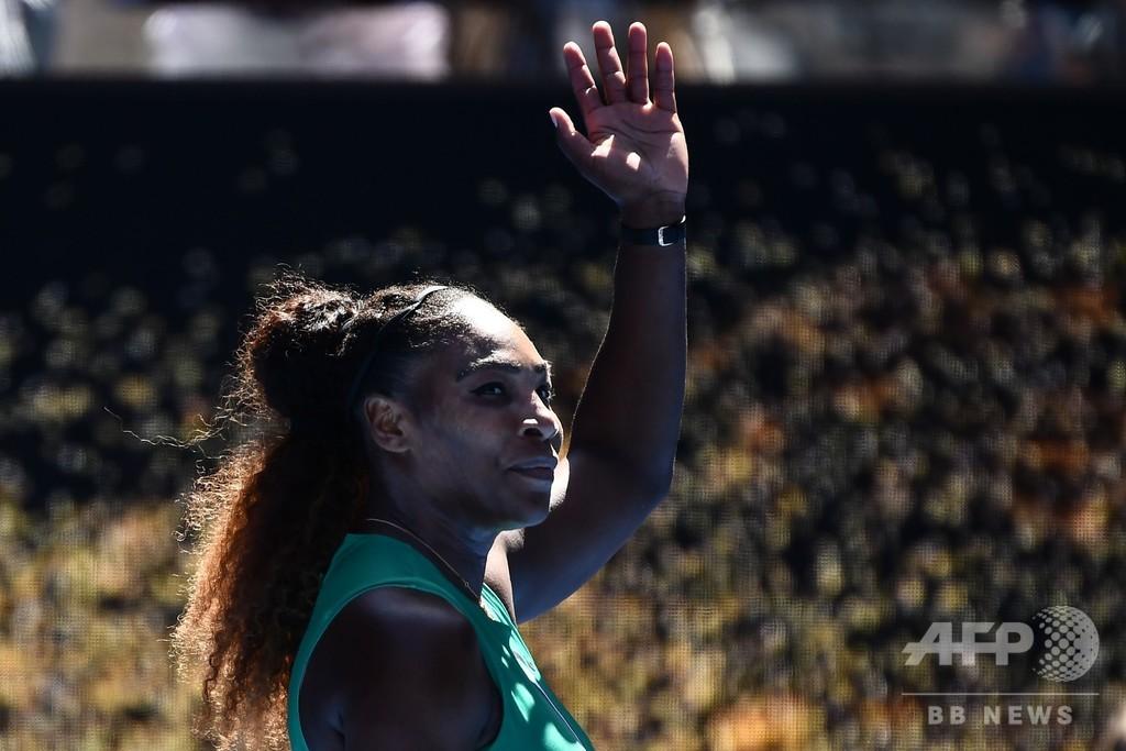 セレーナ快勝で全豪16強、スビトリーナは苦しみながらも勝利