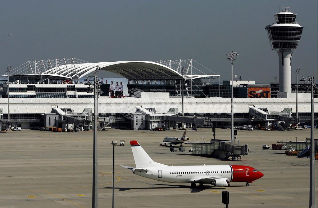 乗り遅れそうな客がダッシュ?セキュリティー突破で空港閉鎖 ドイツ