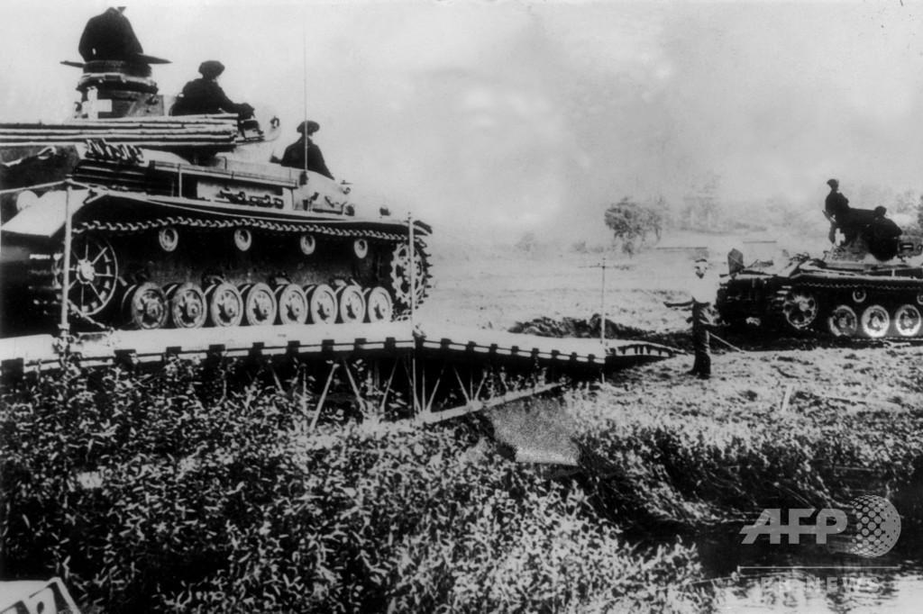 ポーランド侵攻から80年、復活するドイツへの戦後賠償要求の動き