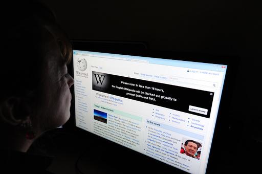 中国、ウィキペディア全言語ページを遮断 天安門事件30年を前に