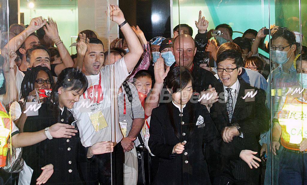 香港政府、新型インフル感染者滞在のホテルの封鎖を解除