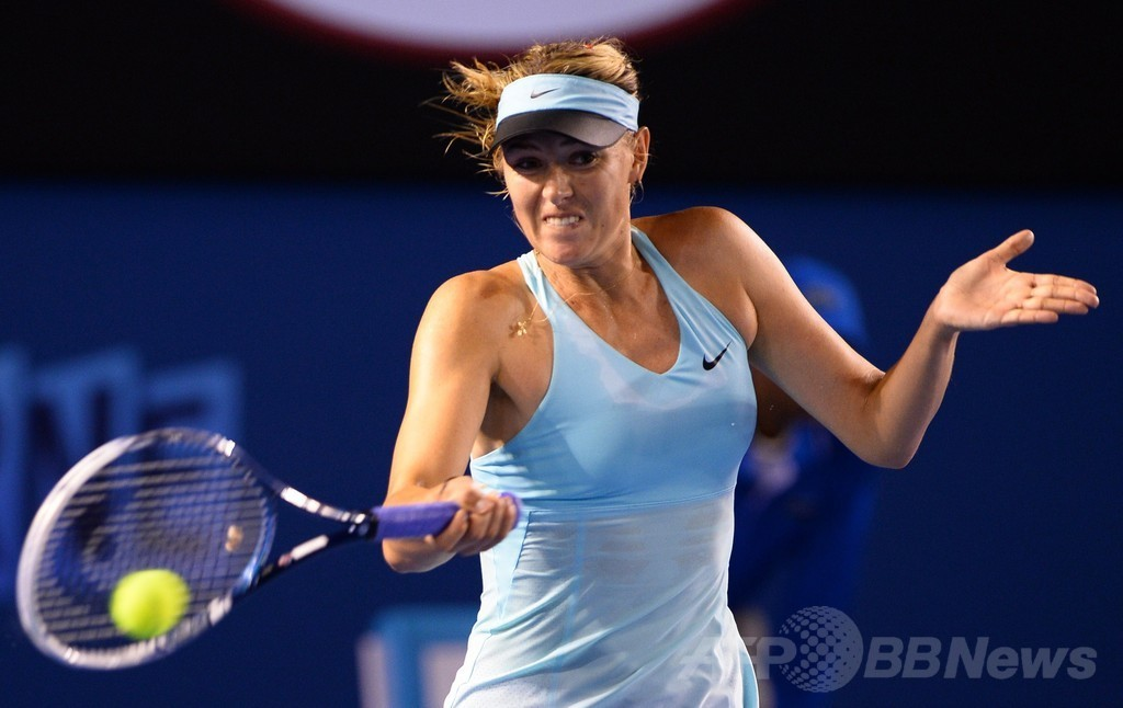 全豪オープンテニス(Australian Open Tennis Tou...   シャラポワが