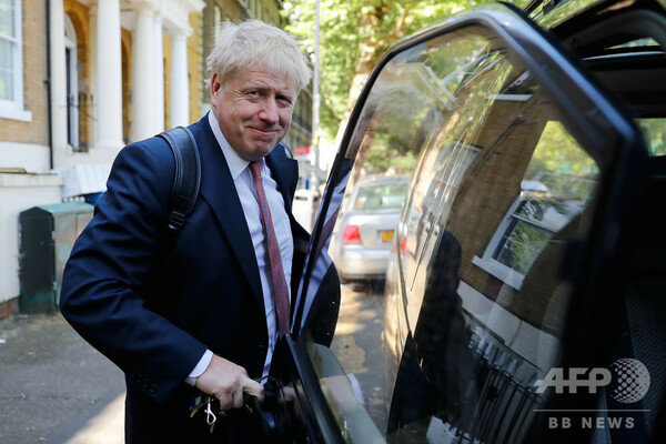 「ジョンソン英前外相は素晴らしい首相に」 トランプ大統領 英紙に語る