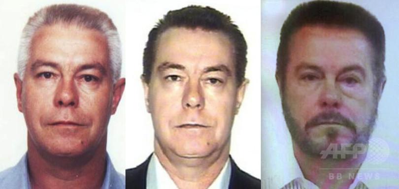 顔を整形し30年近く逃亡した「コカイン密売王」を逮捕、ブラジル