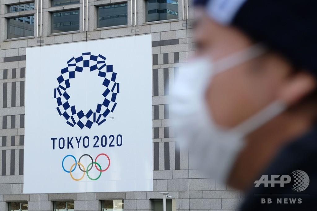 トランプ氏、東京五輪延期を称賛 出席に意欲