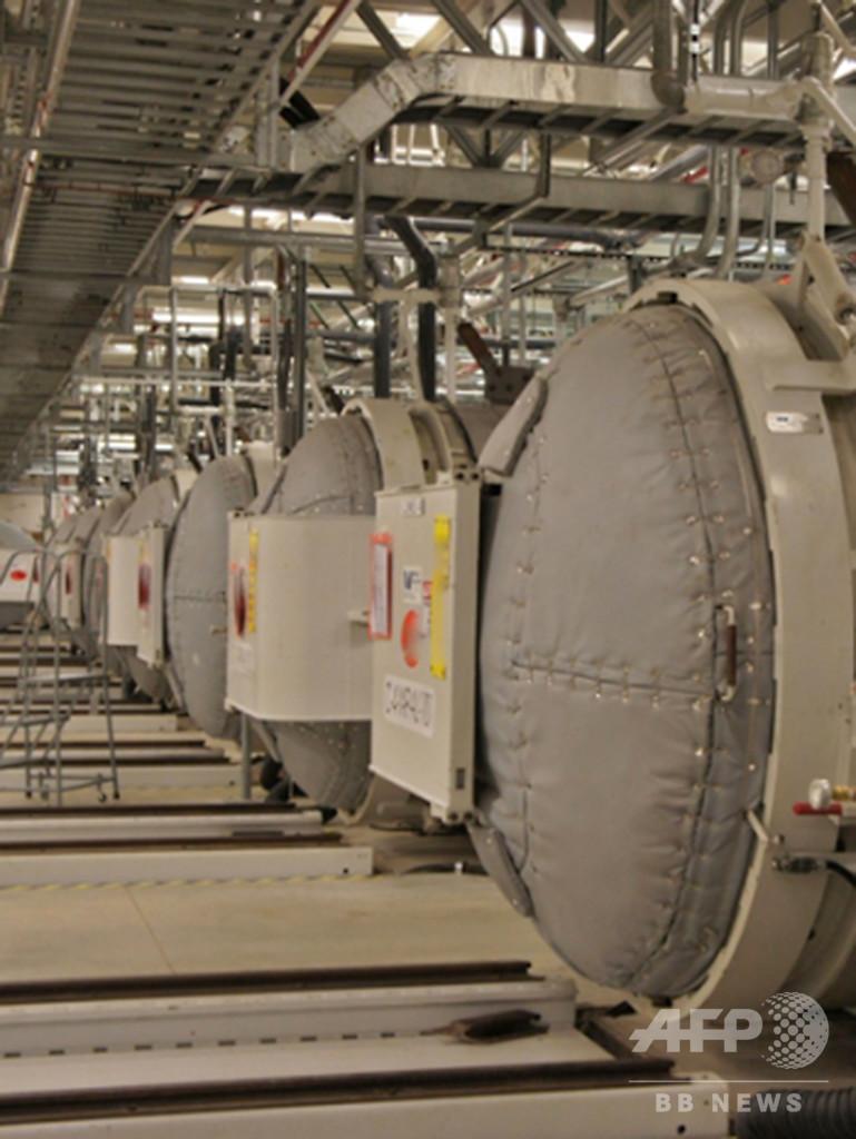 イラン、地下施設でウラン濃縮を再開