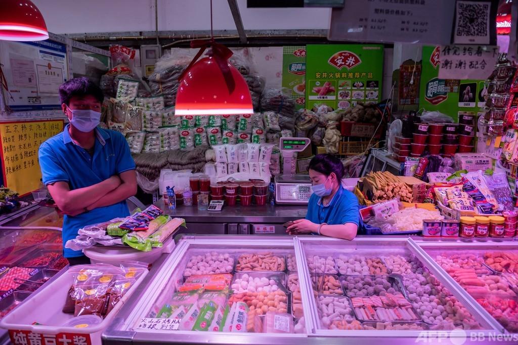 中国、輸入冷凍食品のウイルス付着に警戒 倉庫作業員2人が感染
