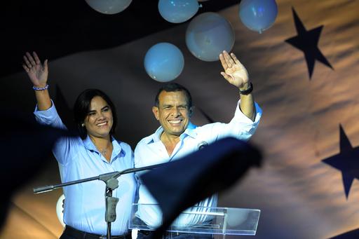 軍事クーデターのホンジュラス大統領選、野党候補が当確
