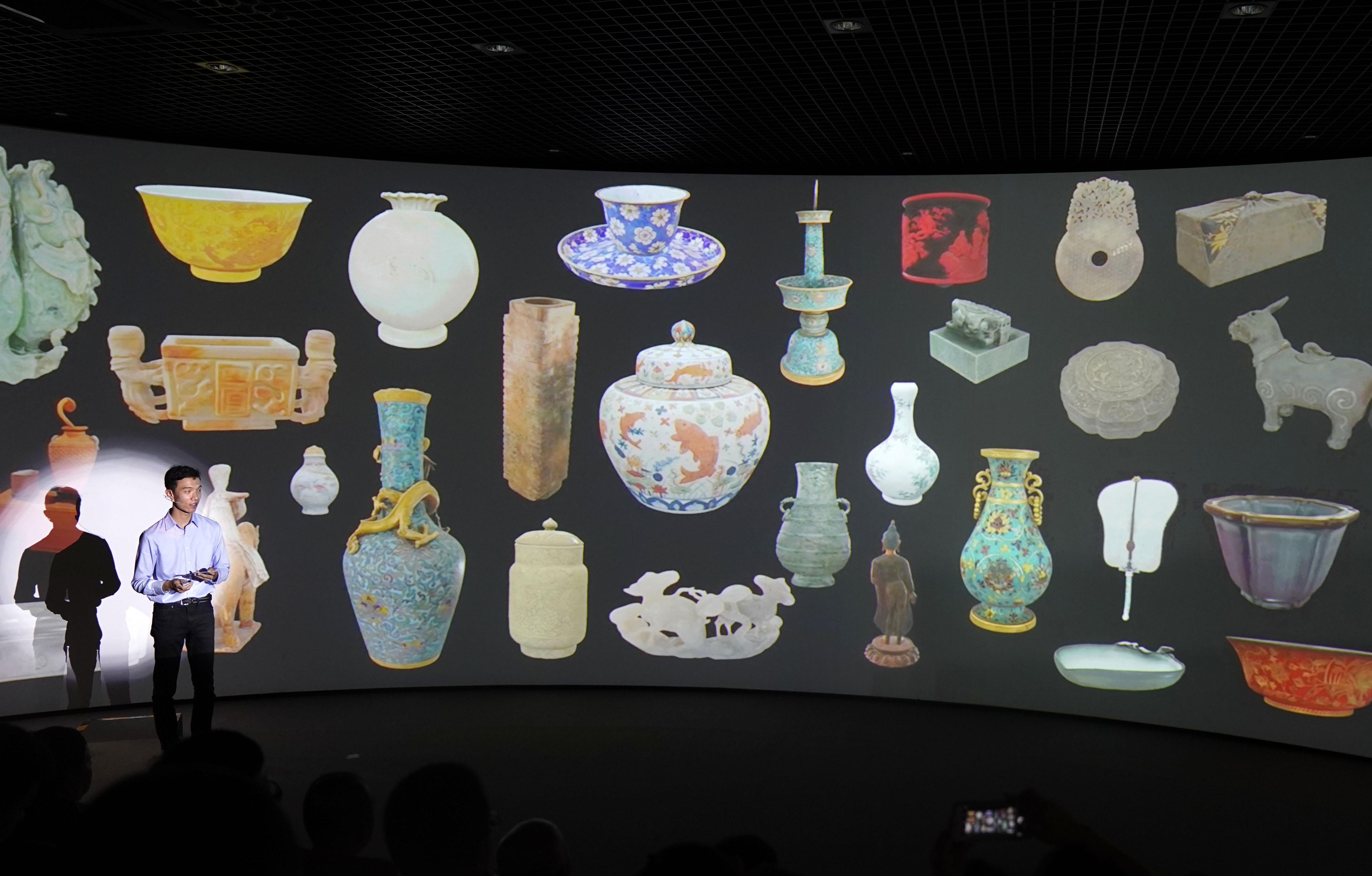 文化財をデジタル化、故宮博物院が7種類の製品を発表