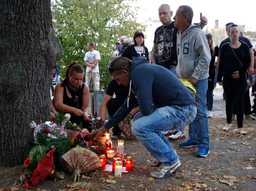 アフガン出身の若者とけんか、ドイツ人男性死亡 極右の暴動に懸念