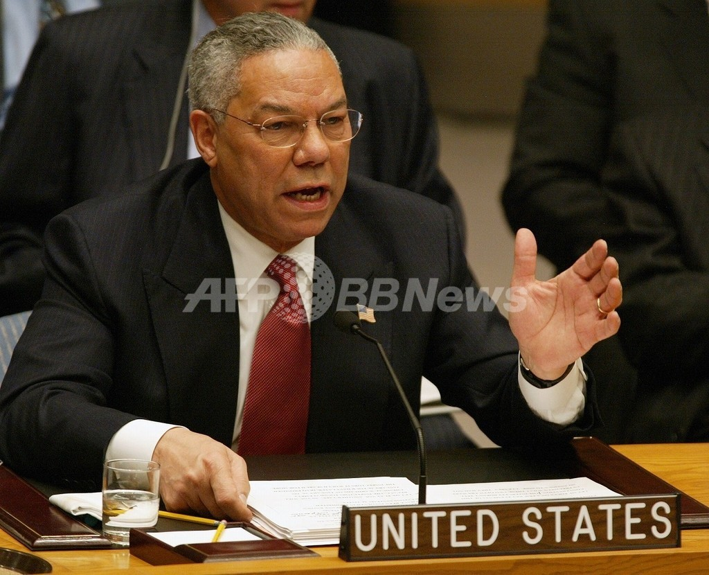 「イラクの大量破壊兵器情報はうそ」、情報提供者が認める 英紙報道