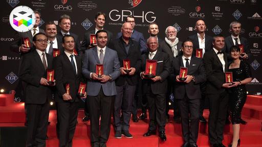 2018年GPHGの受賞作品と受賞者たち(1/全3話)