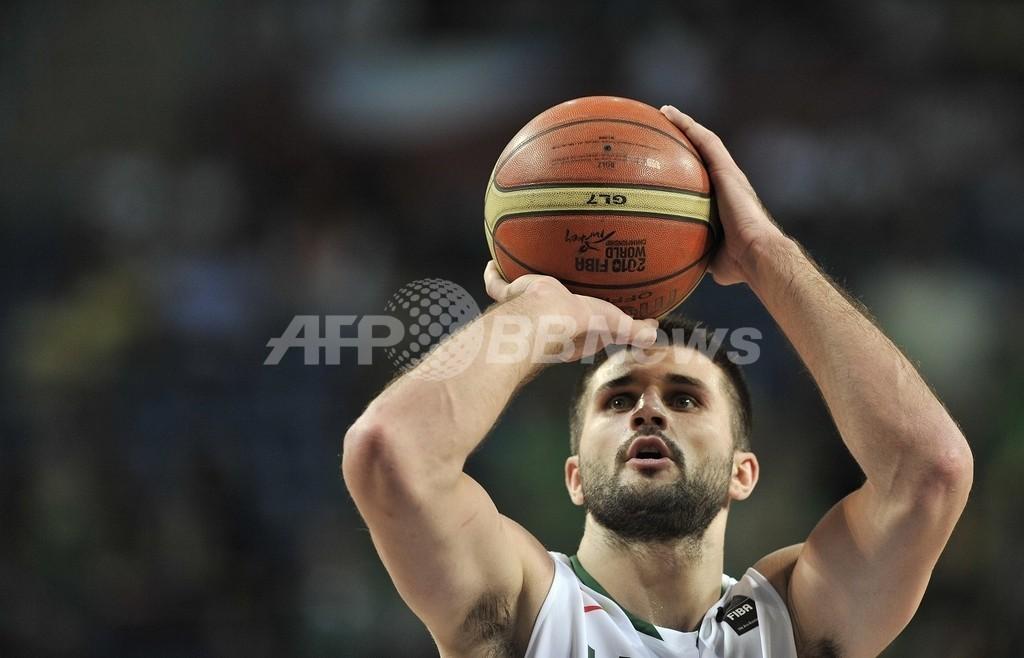 リトアニアとアルゼンチンが準々決勝進出、世界バスケ