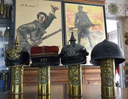 第1次大戦時の仏軍ヘルメット、耐爆性能で現代米軍のもの上回る 研究