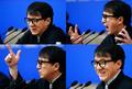 ジャッキー・チェン、中国の政協で映画人生とオスカーを語る