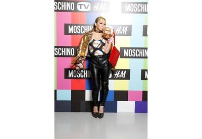 「MOSCHINO [tv] H&M」先行ショッピングパーティに倖田來未やAIら