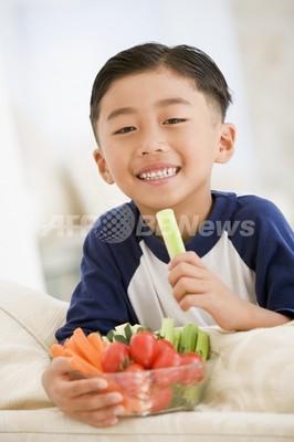 子どもの野菜嫌い、楽しい「ネーミング」が効果 米研究