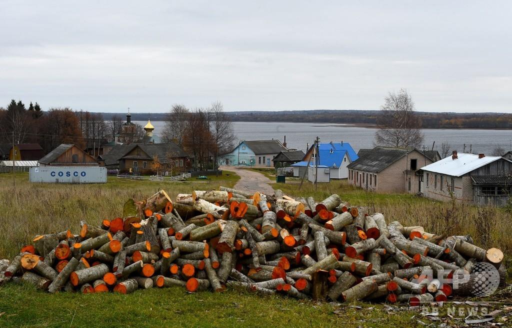 過疎の村を救った里親制度、根本問題は解決されず ロシア