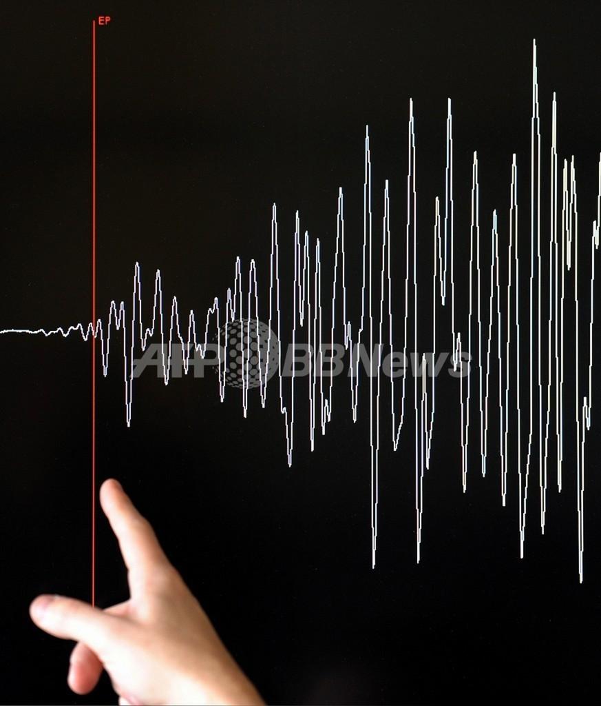 大震災の地震の「音」、宇宙にも届く 衛星が観測