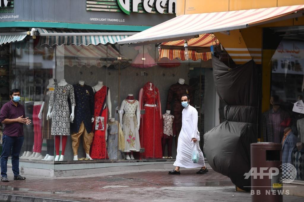 UAE、ラマダンに合わせ飲食店など再開認める モスク閉鎖は継続