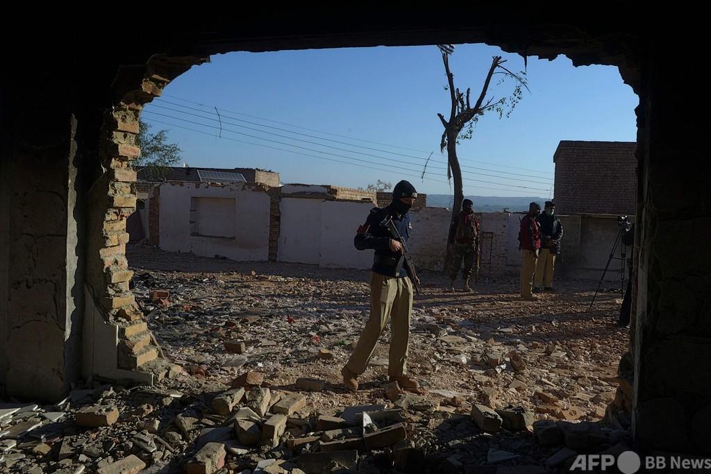 イスラム教徒が破壊したヒンズー教寺院、公費で再建へ パキスタン