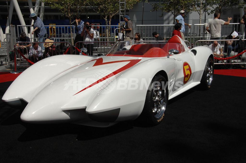 「マッハGo Go Go」実写版映画のレーシングカーはこれだ!
