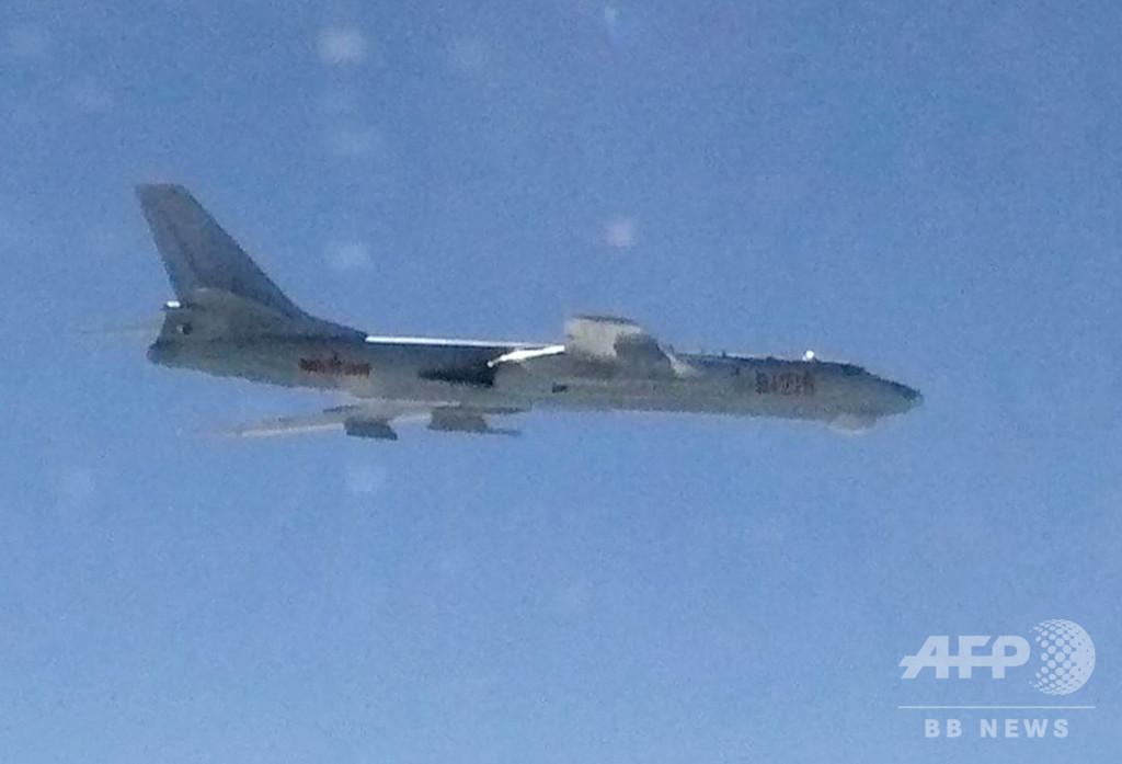 中国空軍、PR動画に米国映画のシーン挿入 SNSで「総攻撃」受ける