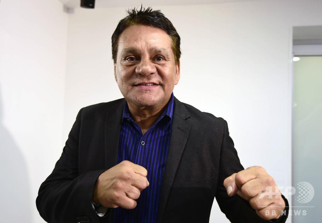 「石の拳」デュラン氏が新型コロナ陽性、母国パナマで入院